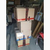 Плотные картонные коробки