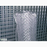 Сетка тканая н/ж 8х1, 6 мм сталь 12Х18Н10Т Гост-3826 ширина 1 м