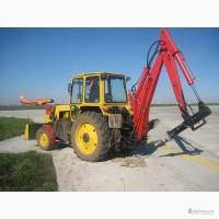 Демонтаж бетона. Услуги( Аренда) Гидромолота ГПМ-120