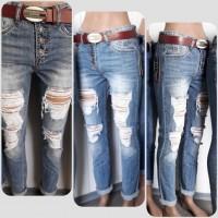 Женские джинсы! Самые модные цвета и узоры
