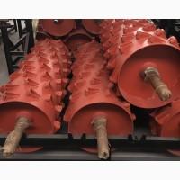 Услуги по балансировке валов молотильного барабана, битера, измельчителя, ротора комбайна