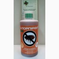 Хлорпірівіт, Засіб від комах, тарганів, мурашок. Хлорпиривит, средство от насекомых
