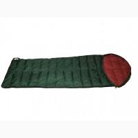 Облегчённый пуховый спальный мешок на рост до 192 см