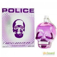 Police To Be Women парфюмированная вода 100 ml. (Полис Ту Би Вумен)
