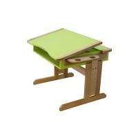 Регулируемая парта-стол Смайл с пеналом