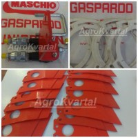 Запчастини до сівалок Gaspardo-SP/Metro/Romina/Mtr оригінал