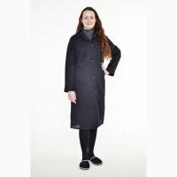 Темный бязевый халат