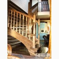 Магазин деревянных лестниц.