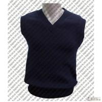 Производство трикотажа на заказ: свитера вязаные, свитера форменные, жилетки трикотажные