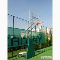 Стойка баскетбольная мобильная профессиональная и оборудование для баскетбола в ассортмент