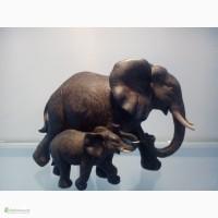 Статуэтка Слоны - керамика