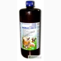 Пробиотическая кормовая добавка «Байкал-ЭМ1У» от производителя