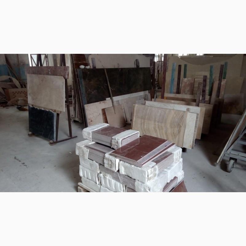 Фото 12. Мрамор натуральный : Слябы, Плитка. Фонтан, станок для обработки мрамора или гранита