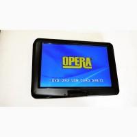 21 DVD Opera 1680 Портативный DVD-проигрыватель с Т2 TV (реальный размер экрана 15, 6)