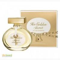 Antonio Banderas Her Golden Secret туалетная вода 80 ml. Антонио Бандерас Хёр Голден Секре
