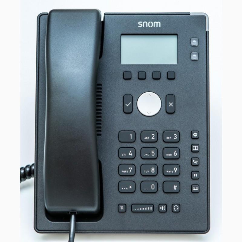 Фото 3. Snom D120, sip телефон 2 SIP аккаунта, PoE