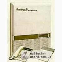 Куплю б/у атс Panasonic,платы расширения, системные телефоны