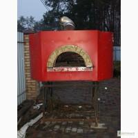 Печь для пиццы на дровах, б/у