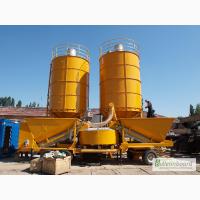 Мобильный бетонный завод М-2200 БСУ, РБУ