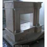 Камины, облицовка каминов, камины мраморные - 16 000 грн