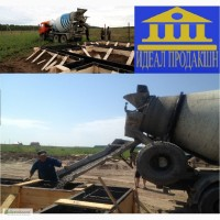 Бетонные работы в Одессе