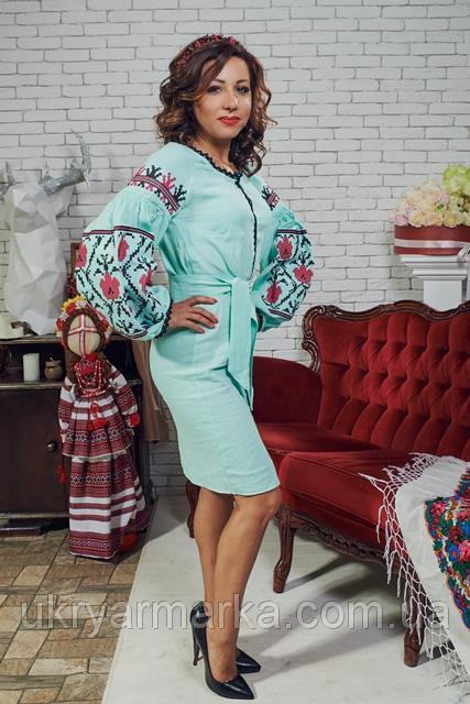 Фото к объявлению  стильні та сучасні вишиті плаття — Bulletin-Board eaf2ab1e5e2dd