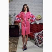 Стильні та сучасні вишиті плаття