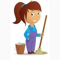 Требуется уборщица для поддержания чистоты
