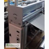 Станция коронного разряда односторонней обработки поверхности металлизированного рукава