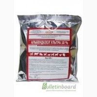 Альбендазол 10% 0, 5 кг 98грн