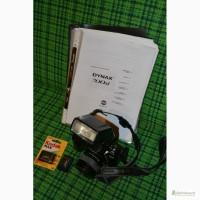 Продам фотоаппарат minolta dynax 700si