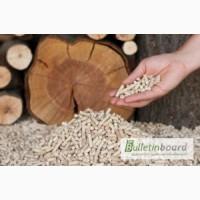 Продам древесные пеллеты