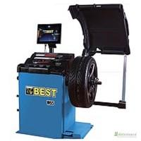 Балансировочный станок автоматический с монитором Best W65