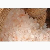Гималайская соль розовая и черная