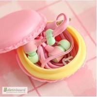Наушники Macarons - супер креативные с отличным звучанием