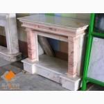 Камин Leon, мрамор, габаритные размеры 103 140 36 - 16 900 грн