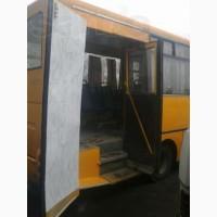 Переобладнання автобусів під соціальне таксі
