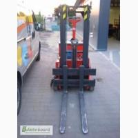 Штабелер электрический LINDE L 16 1, 4т 2, 8м