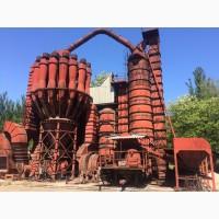 Завод на металлолом.Демонтаж промышленного оборудования и металлоконструкций
