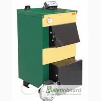 Твердотопливные котлы Тивер КТЕ с вентилятором и контролером
