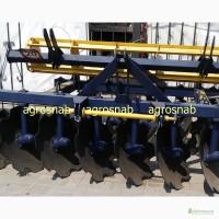 Дисковый плуг агрореммаш дисковая борона тракторная