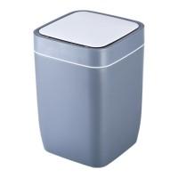 Сенсорное (умное) квадратное ведро для мусора