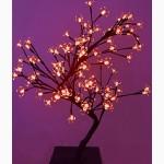 Светодиодное дерево Сакура, красное