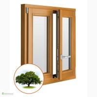 Окна из дуба - дубовые окна Кривой Рог