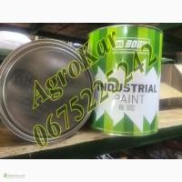 Продам зеленую краску John Deere (замена, сделано в Греции)