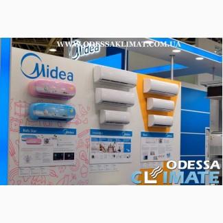 Кондиционеры Midea Одесса купить
