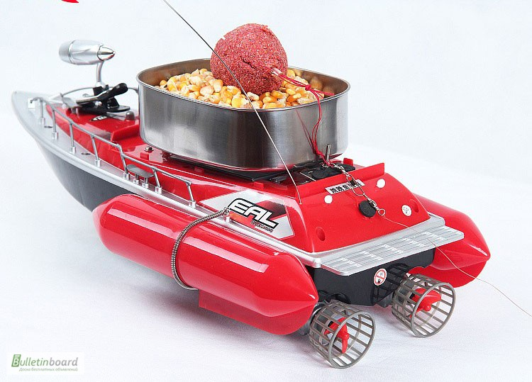купить кораблик для завоза прикормки самодельный