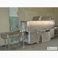 Тоннельная посудомоечная, котломоечная машина