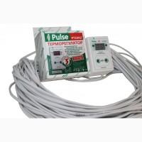 Терморегулятор цифровой двухпороговый PT20-N30 2кВт (кабель 30 метров)