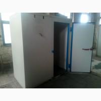 Предлагается Холодильно- морозильная камера, холодильная камера (комната) б/у